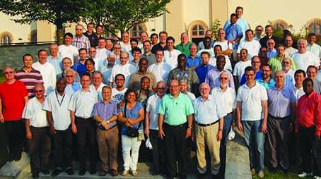 Generálna kapitula 2015 v Ostrihome