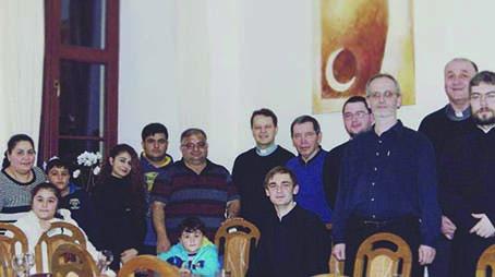 Návšteva asýrskych priateľov z Iraku