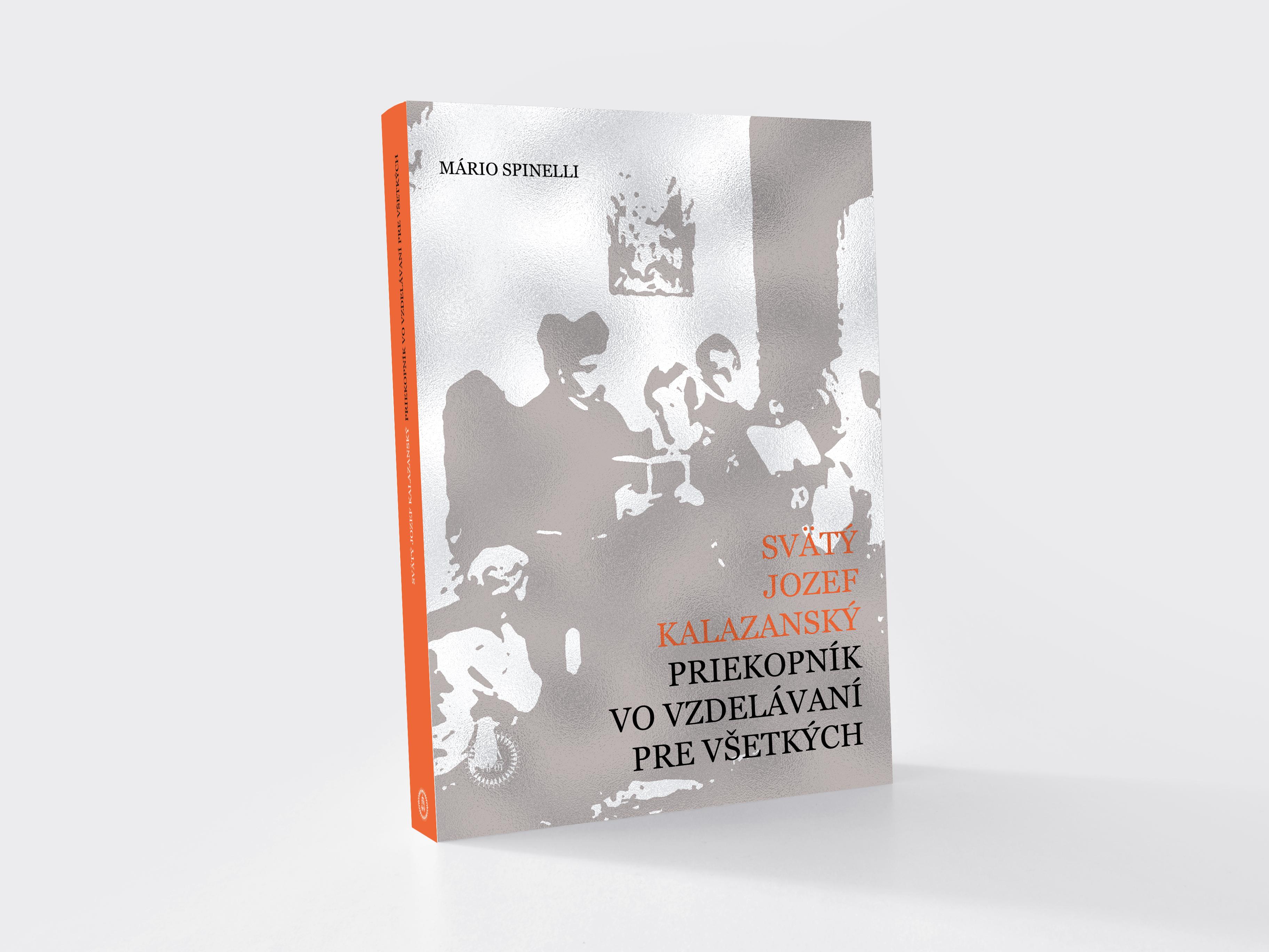Vydávame knihu – Životopis sv. Jozefa Kalazanského
