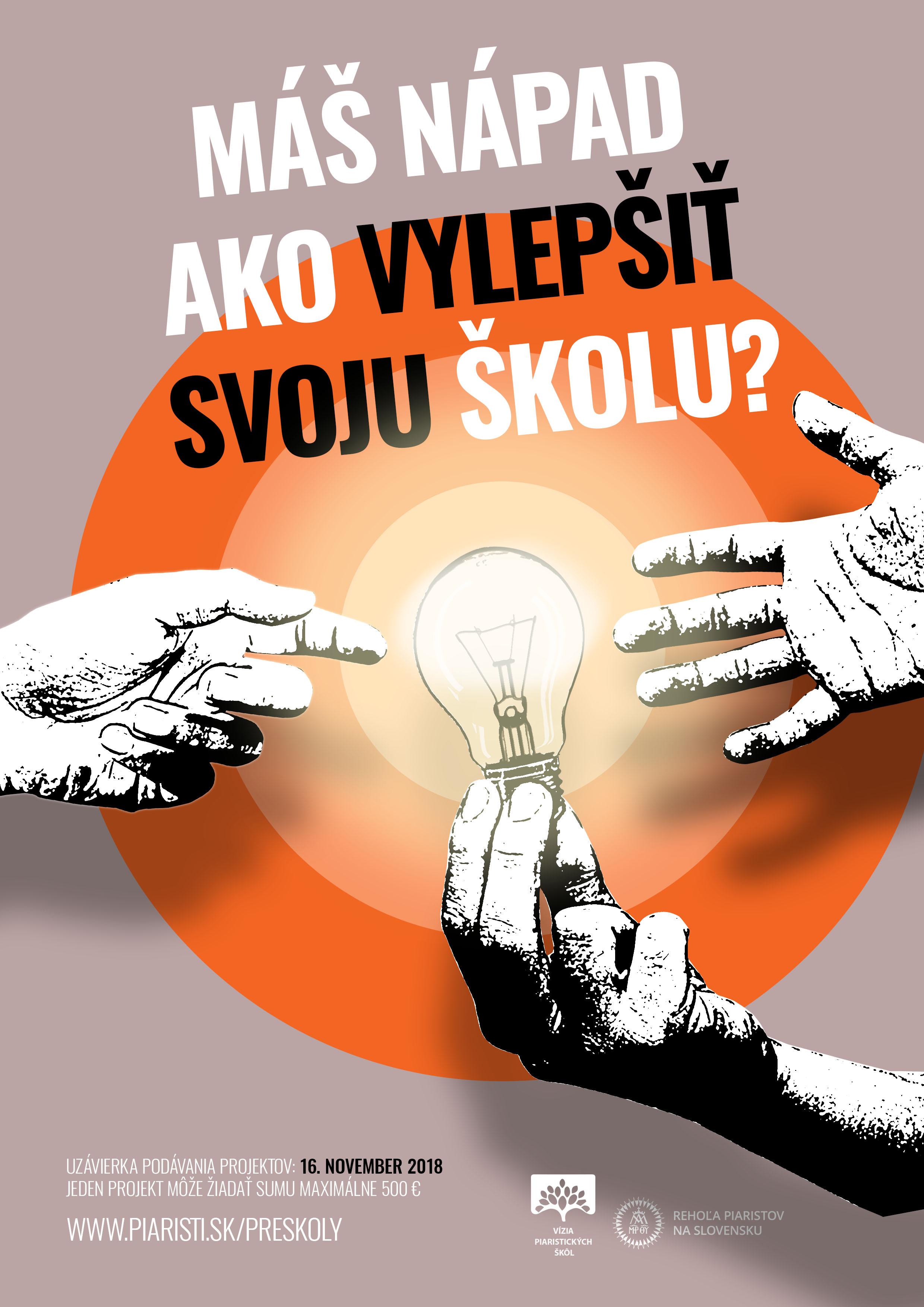 Pre školy - Rehoľa piaristov na Slovensku 7e4b689aa54
