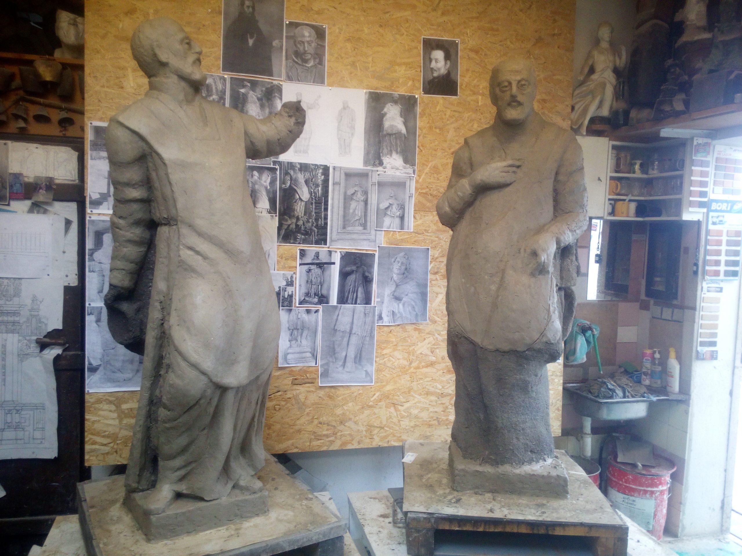 Reštaurovanie fasádnej sochárskej výzdoby NNKP