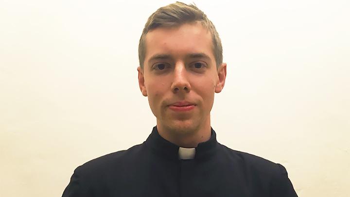 Príď na skúsenosť – Rozlišovanie kňazského povolania s piaristami – Viktor Šovčík