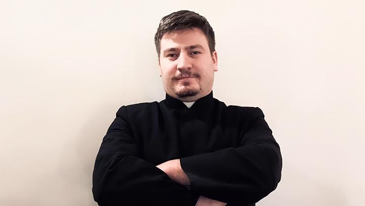 Príď na skúsenosť – Rozlišovanie kňazského povolania s piaristami – Šimon Chrzaser